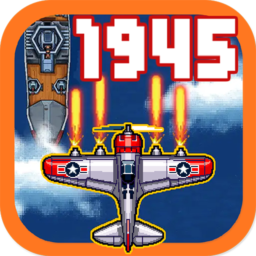 1945 Airforce – Free Airplane Shooting Games  8.33 (Mod)