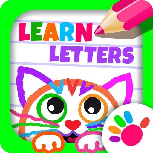ABC DRAW 🎨 Kids Drawing! Alphabet Games Preschool  (Mod)