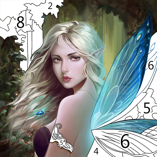 Art Coloring – Coloring Book & Color By Number 2.1.1 (Mod)