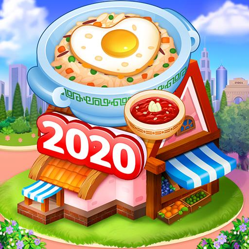 Asian Cooking Star New Restaurant & Cooking Games  0.0.36 (Mod)