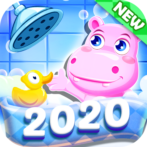 Bathe Hippo – Connect Pipes 1.0.22 (Mod)