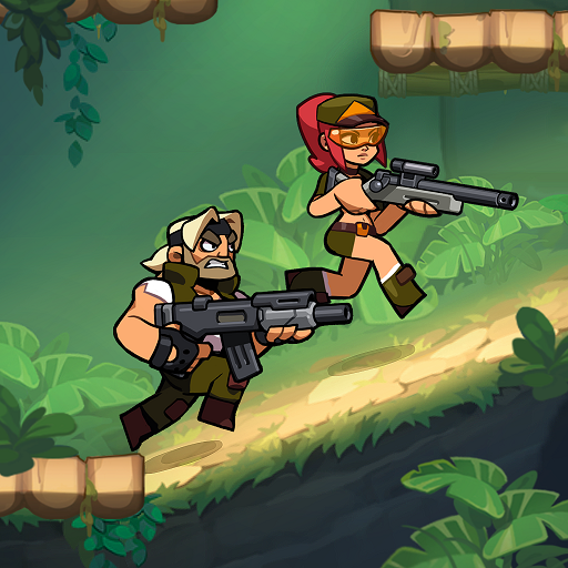 Bombastic Brothers Top Squad.2D Action shooter  1.5.54 (Mod)