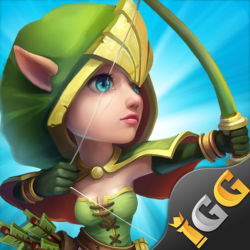 Castle Clash Guild Royale  1.8.9 (Mod)
