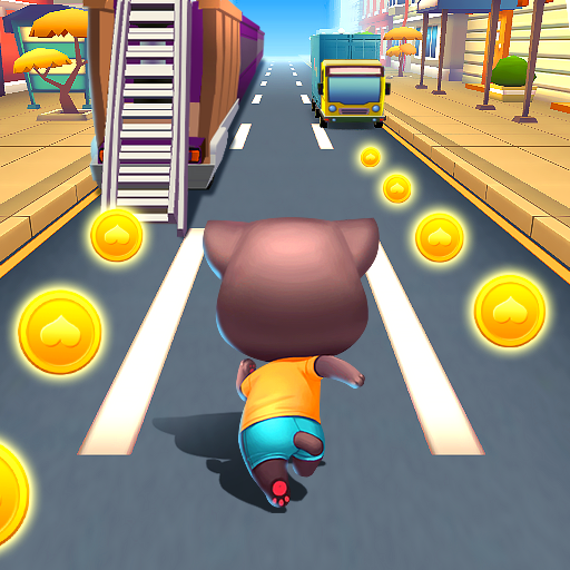 Cat Runner: Decorate Home 3.6.5 (Mod)