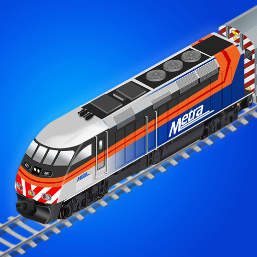 Chicago Train – Idle Transport Tycoon 0.3.65 (Mod)