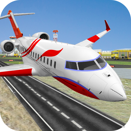 City Airplane Pilot Flight New Game-Plane Games 2.47 (Mod)