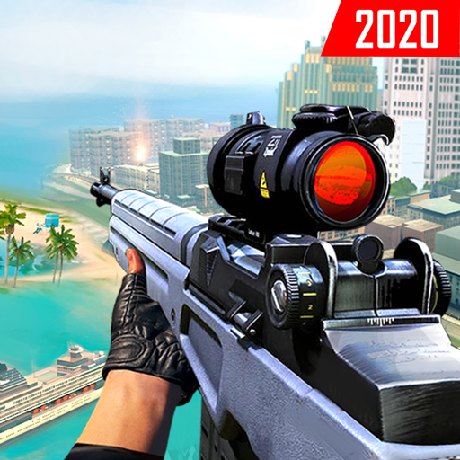City Sniper Gun Shooter : Sniper Shooting Games 4.5  (Mod)
