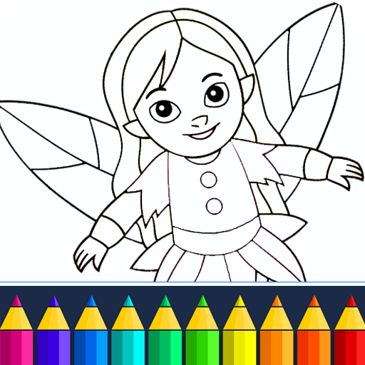 Coloring game for girls and women 15.1.4 (Mod)