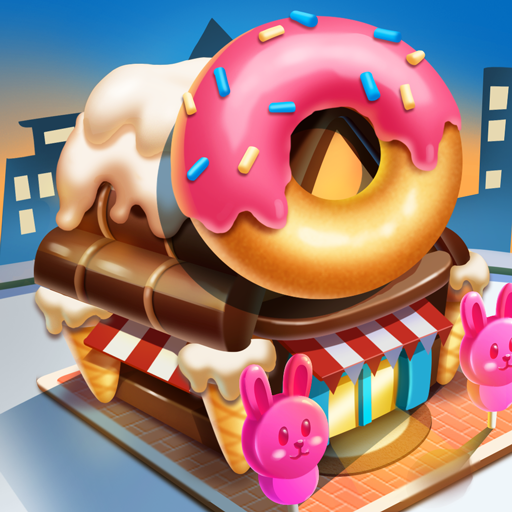 Cooking City frenzy chef restaurant cooking games  (Mod) 2.05.5052