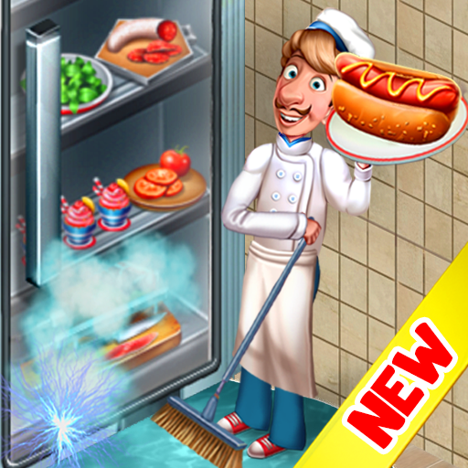 Cooking Team Chef's Roger Restaurant Games  (Mod) 6.5