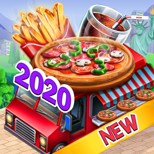 Cooking Urban Food – Fast Restaurant Games 7.2 (Mod)