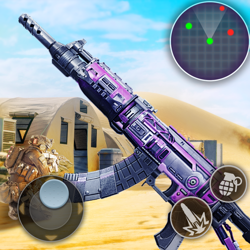 Counter Strike Battle: Free shooting FPS Game 3D 1.0.16 (Mod)