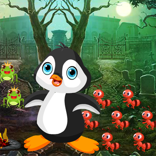 Cute Penguin Rescue Best Escape Game-362 1.0.2 (Mod)