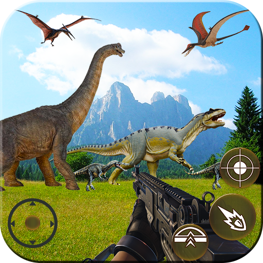 Deadly Dinosaur Hunter Revenge Fps Shooter Game 3D 1.7 (Mod)