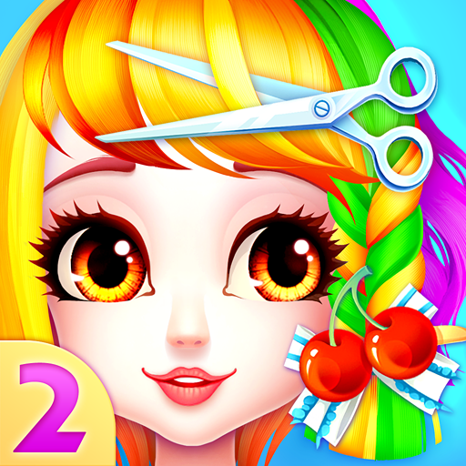Fashion Hair Salon Games: Royal Hairstyle 1.44 (Mod)