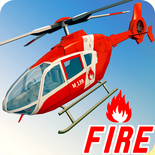 Fire Helicopter Force 1.5 (Mod)