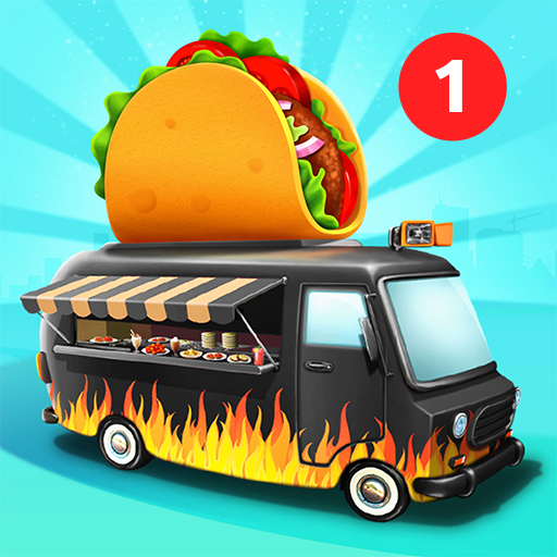 Food Truck Chef™ Emily's Restaurant Cooking Games  2.0.1 (Mod)