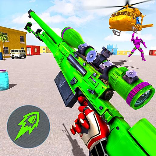 Fps Robot Shooting Games – Counter Terrorist Game 2.0 (Mod)