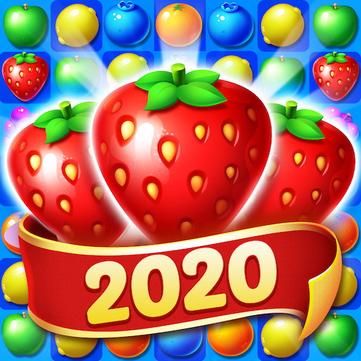 Fruit Diary Match 3 Games Without Wifi  1.26.1 (Mod)