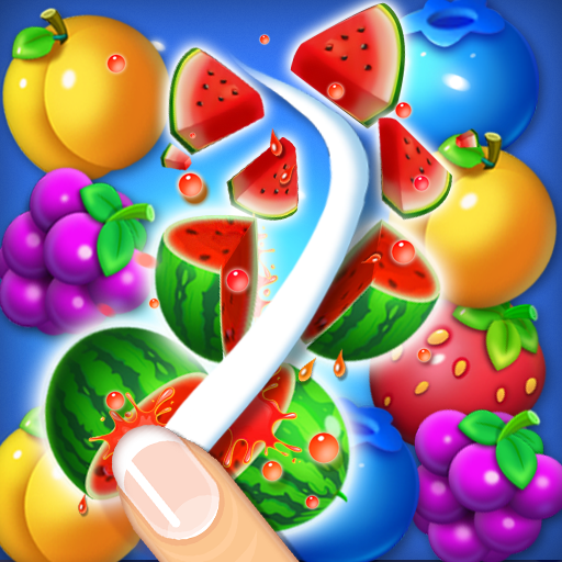 Fruits Crush Link Puzzle Game  (Mod) 1.0040