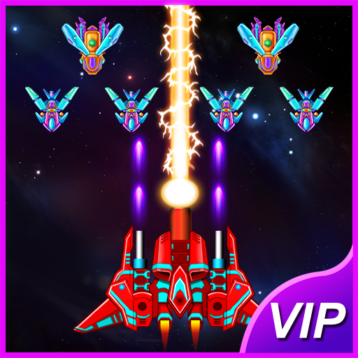 Galaxy Attack: Alien Shooter (Premium) 31.7 (Mod)