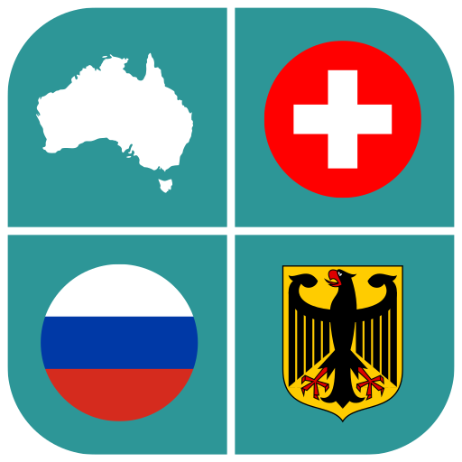 Geography Quiz – flags, maps & coats of arms  (Mod) 1.5.19