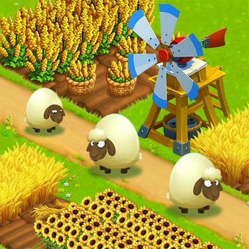 Golden Farm : Idle Farming & Adventure Game 1.39.04(Mod)