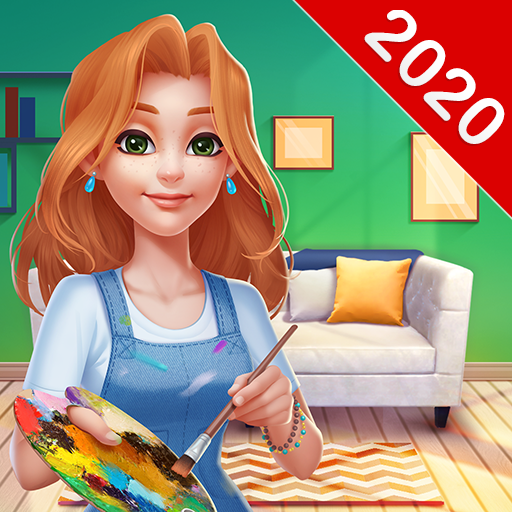 Home Paint: Color by Number & My Dream Home Design 1.2.4 (Mod)