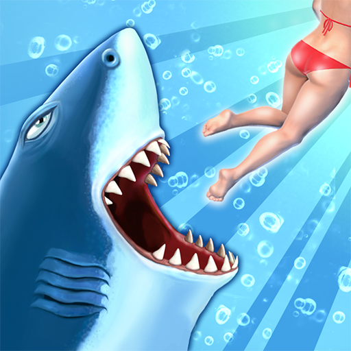 Hungry Shark Evolution – Offline survival game  (Mod) (Mod)