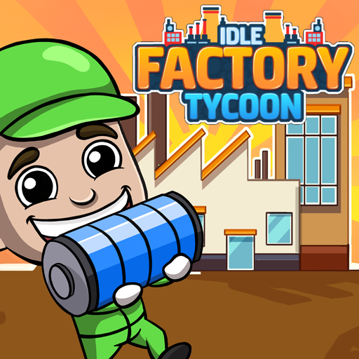 Idle Factory Tycoon: Cash Manager Empire Simulator 2.3.0 (Mod)
