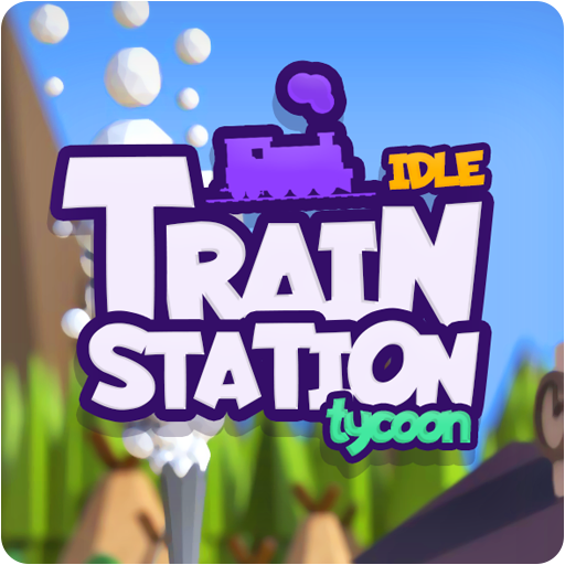 Idle Train Station Tycoon : Money Clicker Inc. 1.2.1 (Mod)