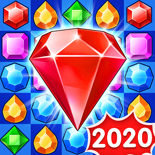 Jewels Legend – Match 3 Puzzle  (Mod) 2.39.11