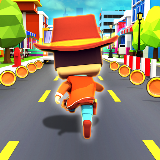 KIDDY RUN – Blocky 3D Running Games & Fun Games 1.03 (Mod)
