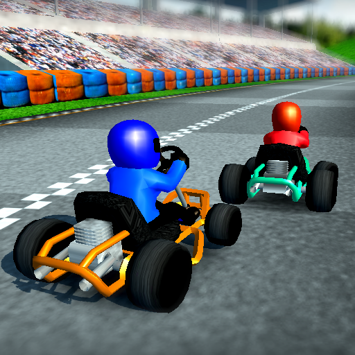 Kart Rush Racing – 3D Online Rival World Tour 11.0 (Mod)