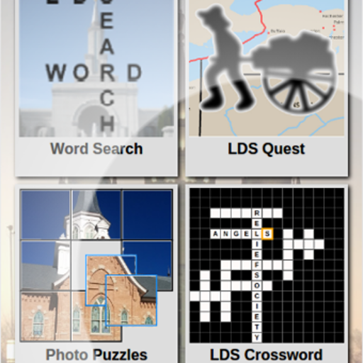 LDS Games and Puzzles 2.6.7 (Mod)