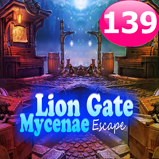Lion Gate Mycenae Escape Game 04.01.20 (Mod)
