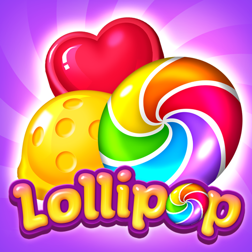Lollipop Sweet Taste Match 3  21.0408.00 (Mod)