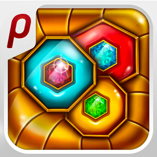 Lost Jewels Match 3 Puzzle  2.147 (Mod)