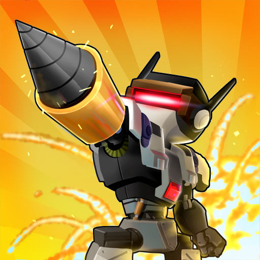 Megabot Battle Arena: Build Fighter Robot 3.46 (Mod)