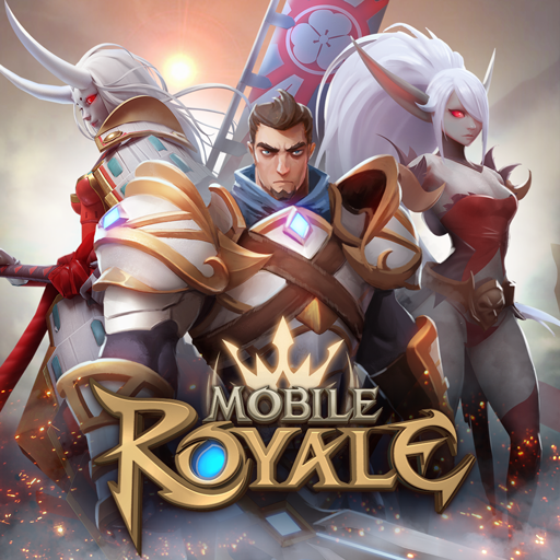 Mobile Royale MMORPG – Build a Strategy for Battle 1.23.0  (Mod)