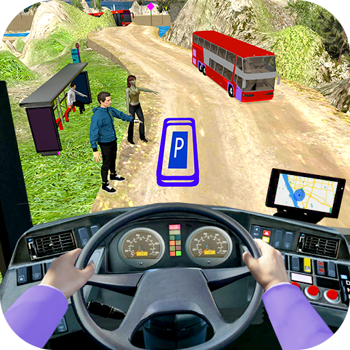 Modern Bus Simulator New Parking Games – Bus Games  2.66 (Mod)