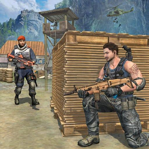 Modern Commando Shooting Mission: Army Games 2020 3.3  (Mod)