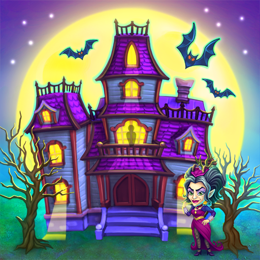 Monster Farm: Happy Ghost Village & Witch Mansion 1.64   (Mod)