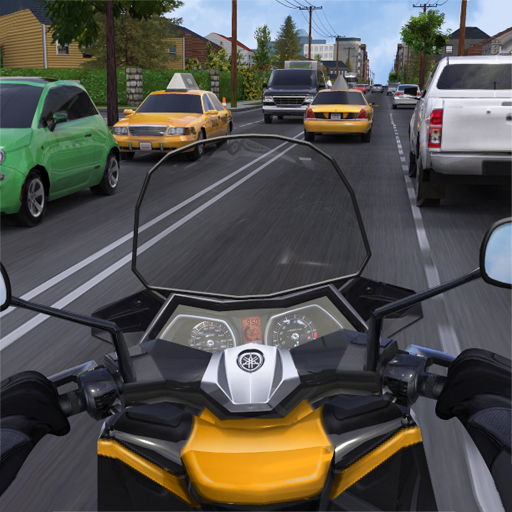 Moto Traffic Race 2: Multiplayer 1.10.1 (Mod)