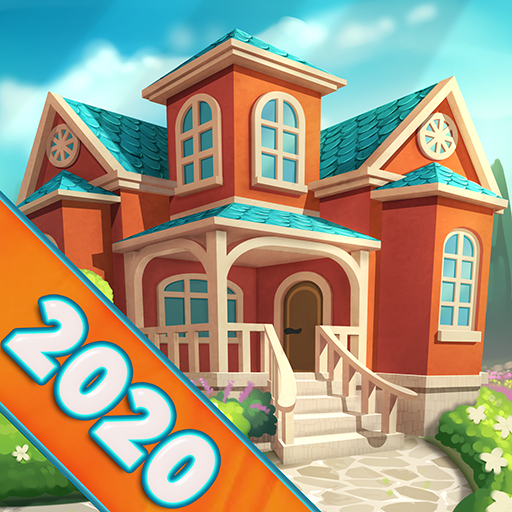 My Home Makeover – Design Your Dream House Games 2.3  (Mod)