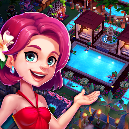 My Little Paradise : Resort Management Game 2.3.0 (Mod)