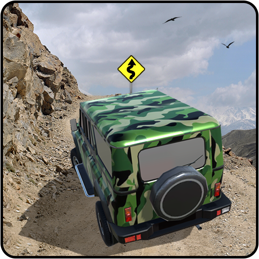 Off-road Army Jeep 1.4 (Mod)