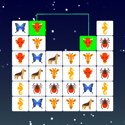 Pet Connect, Tile Connect Game, Tile Matching Game  5.2.37 (Mod)