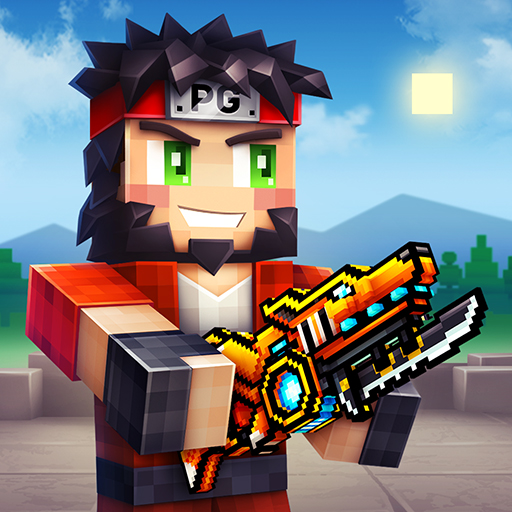 Pixel Gun 3D FPS Shooter & Battle Royale  21.2.3 (Mod)