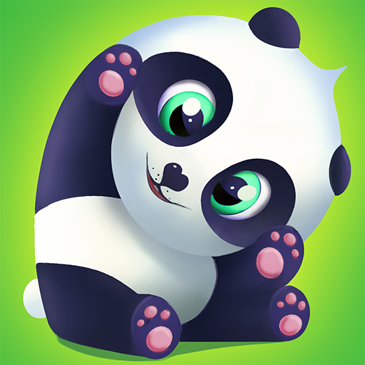 Pu – Cute giant panda bear, virtual pet care game 2.9 (Mod)